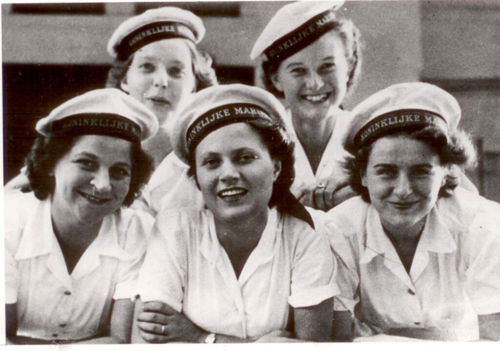 Francine Cools 1946